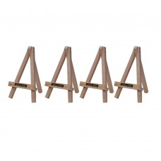 "Roger & Moris Mini 'A' Easel 6"" (Set of 4)"