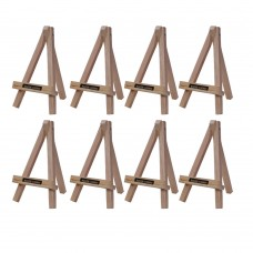 "Roger & Moris Mini 'A' Easel 6"" (Set of 8)"