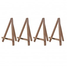 "Roger & Moris Mini 'A' Easel 10"" (Set of 4)"